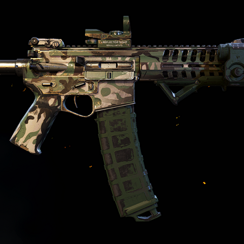 P416 Customized. (Wildlands)