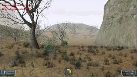 Tom Clancy's Ghost Recon Desert Siege PC Walkthrough Part 4 - Mission 3 - Cold Steam