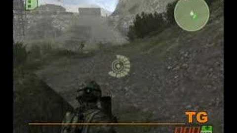 Ghost Recon 2 Walkthrough- Bird Down