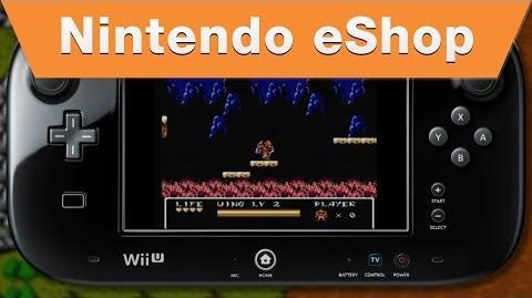 Nintendo eShop - Gargoyle's Quest II The Demon Darkness on the Wii U and Nintendo 3DS