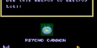 Psycho Cannon