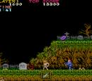 Ghosts 'n Goblins Stage 1