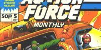 Action Force Monthly 5