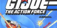 G.I. Joe the Action Force Annual 1991