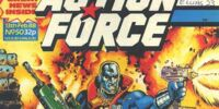 Action Force (weekly) 50