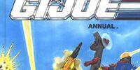 G.I. Joe Annual 1992