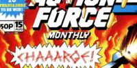 Action Force Monthly 15