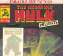 The Incredible Hulk Presents/Gallery