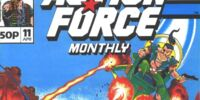 Action Force Monthly 11