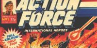 Action Force (weekly) 1