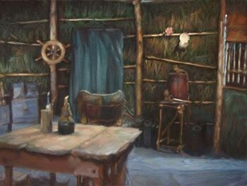 Gilligan hut