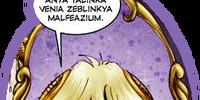 Zola Anya Telinka Venia Zeblinkya Malfeazium/Mad