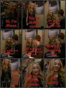 girl meets world wikia lucas Welcome to the girl meets world wiki a wiki with information on riley starts crushing on lucas wikiacom/wiki/girl_meets_world_wiki.