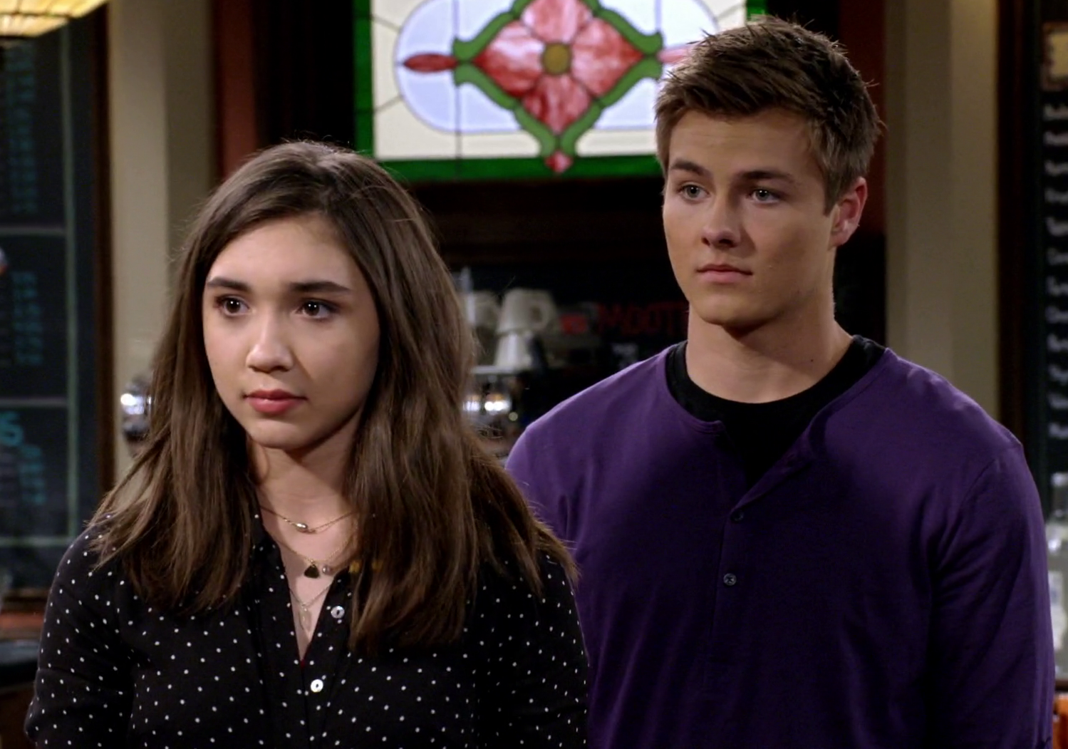 Lucas and Riley