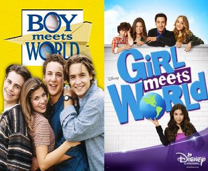 boy meets world boy meets girl part 2 Watch boy meets world season 7 episode 22 and 23 - brave new world (parts 2 & 3) by boy meets world on dailymotion here.