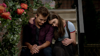girl meets world riley and lucas kiss I do not own any video all rights go to disney.