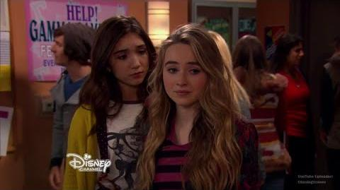 Girl Meets World 2x06 Josh & Maya 2 (Maya How did I think I could ever compete with them)