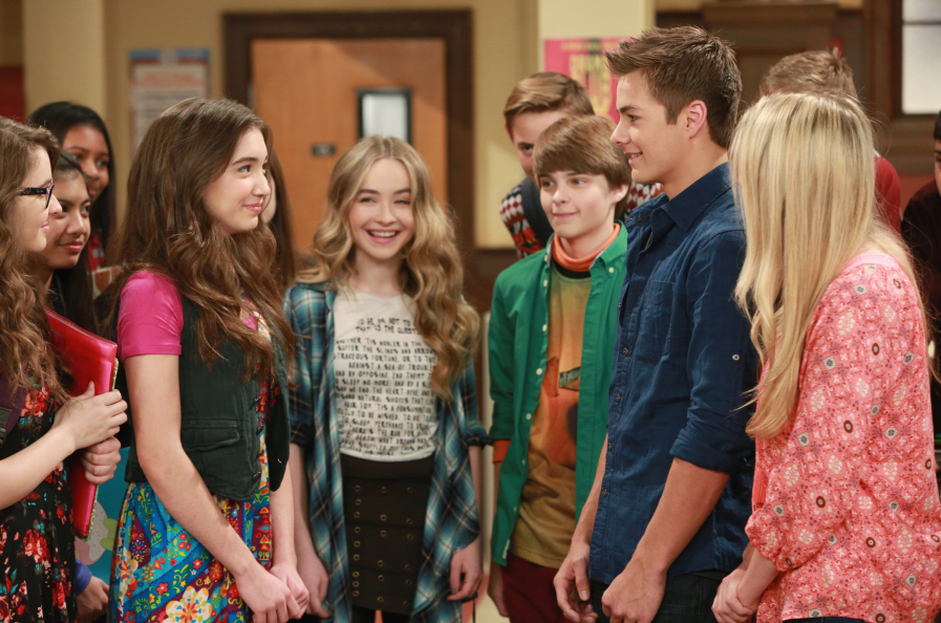 Speaking, what season is girl meets world on well