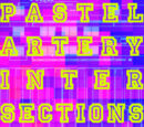 Pastel Artery Intersections