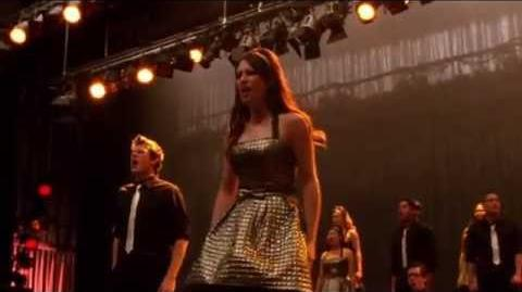 GLEE- Faithfully (Full Performance) (Official Music Video) HD
