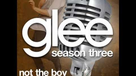 Glee - Not The Boy Next Door (Acapella)