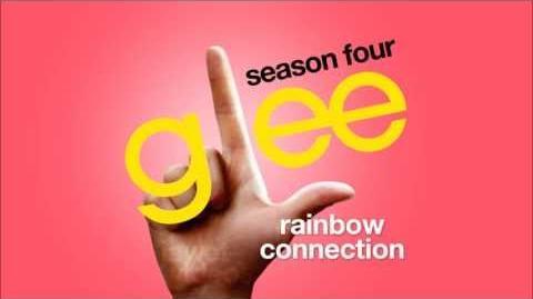 Rainbow Connection Glee HD FULL STUDIO