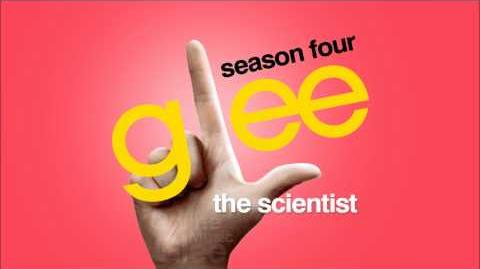 The Scientist - Glee HD Full Studio