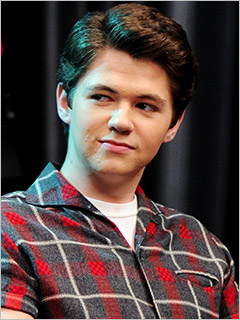 damian mcginty girlfriend 2015