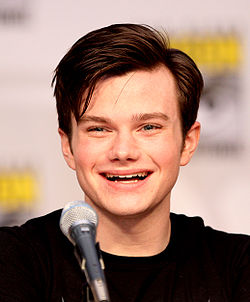 File:250px-Chris Colfer by Gage Skidmore.jpg
