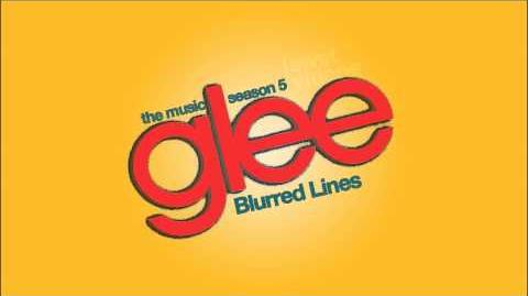 Blurred Lines - Glee Cast HD FULL STUDIO