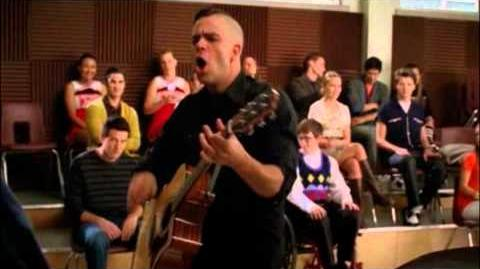Glee-I'm The Only One (Full Performance)-0