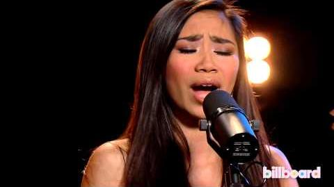 Jessica Sanchez sings Whitney Houston's 'I Will Always Love You'