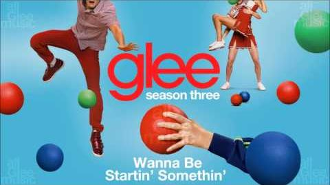 Wanna Be Startin' Somethin' Glee HD FULL STUDIO