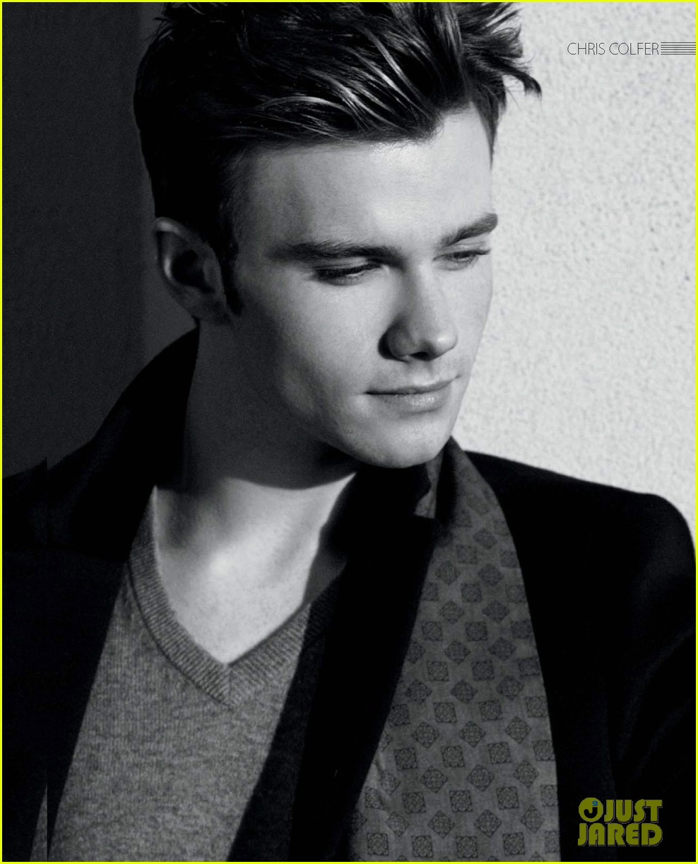chris colfer noel coward