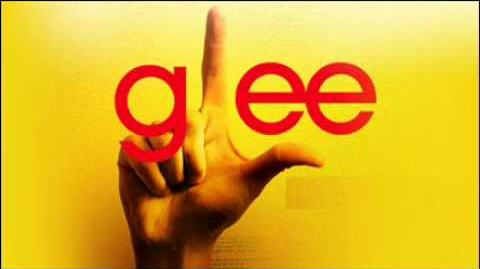 Glee Cast - Lady is a tramp (HQ audio)