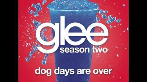 Glee - Dogs Days Are Over (Acapella)