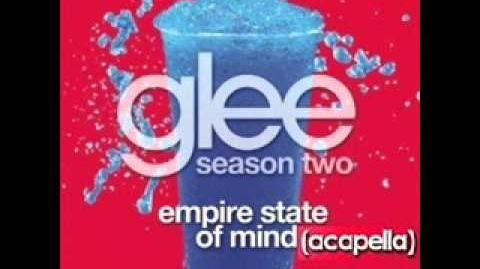 Glee - Empire State of Mind (Acapella)