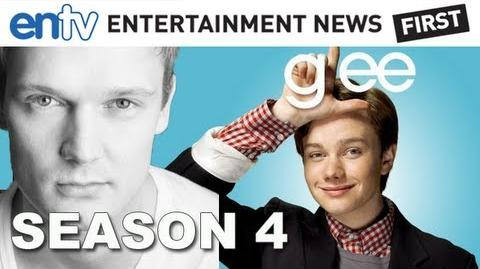Glee Season 4 Casts Oliver Kieran Jones as Kurt's New Love Interest! ENTV