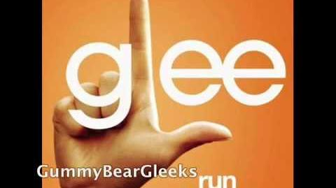 Glee - Run Joey Run (FULL HQ Studio) W Lyrics