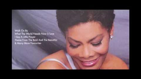 Dionne Warwick - I Say a Little Prayer for You