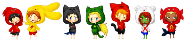 File:Young justice chibi by mimio chan-d48rhuj.png