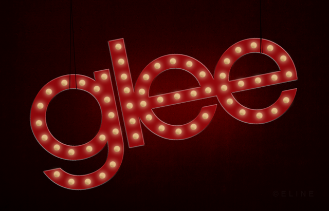 File:Glee Logo by ElineWeasley.png