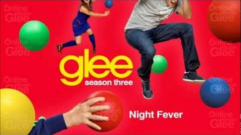 Night Fever - Glee HD Full Studio