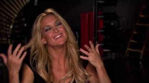 "GLEE - 4x01 ""The New Rachel"" Season Premiere EPK - ""Kate Hudson Cassandra July"""
