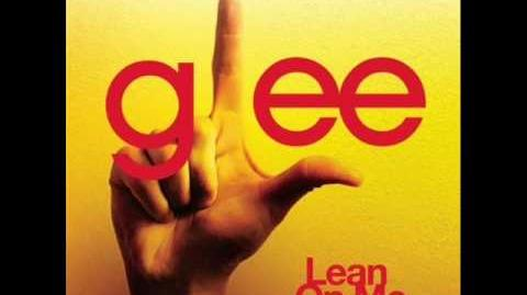 Glee - Lean On Me (Acapella)