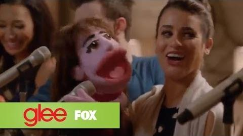 "Full Performance of ""The Fox (What Does The Fox Say?)"" from ""Puppet Master"" GLEE"