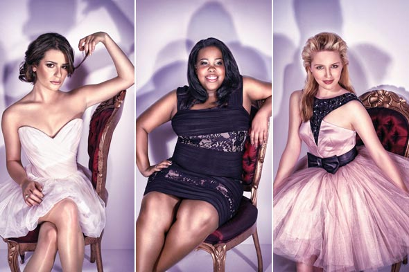 File:Lea Michele Dianna Agron and Amber Riley.jpg