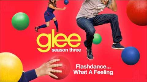 Flashdance (What A Feeling) Glee HD FULL STUDIO