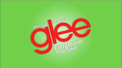 Every Breath You Take Glee HD FULL STUDIO
