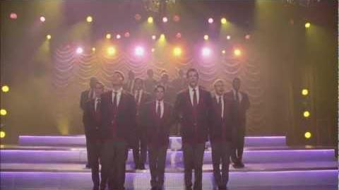 "Warblers Perform ""Live While We're Young"" from ""Thanksgiving"" GLEE"